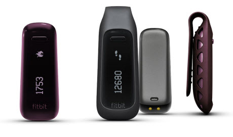 Fitbit One Wireless Activity Plus Sleep