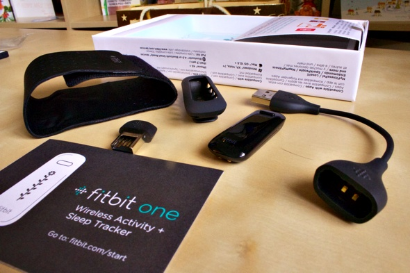 Fitbit One Wireless Activity Plus Sleep Tracker Review Sale